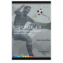 Foto para o produto Esporte 4.0 : Ciência e Tecnologia - Alcion Silva